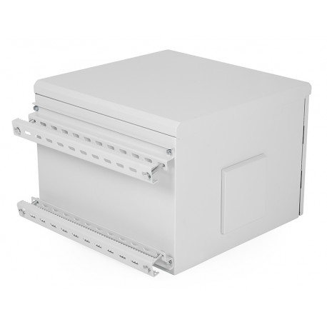 Support pour fixation poteaux Safebox IP55