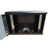 Coffret de communication 19 pouces 9U, 300mm de profondeur