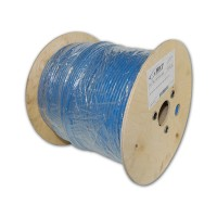 Câble Cat.6a, F/UTP 4P, LSHF, 500m - DRAKOM