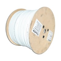 Câble Cat.6a, F/UTP 4P, LSHF, 500m - GENERAL CABLE