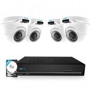 Kit de Vidéo Surveillance -...