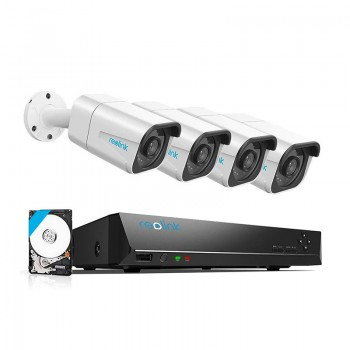 Reolink RLK8-800B4 - Kit de vidéo surveillance