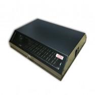 Slimbox 8U P:15cm, Noir
