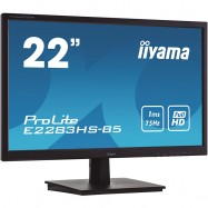 "Moniteur LED 21,5"" Full HD..."