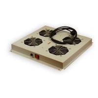 Kit de ventilation, 1 fan, On/Off pour coffret Lande Netbox