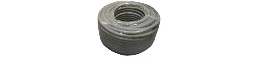 Gaine ICTA 32mm, 50m Gaine ICTA 32mm, 50m Couleur gris Gaine ICTA Cobox