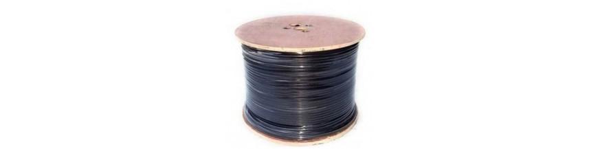 Câble Electrique  Electricité Cobox Câble électrique U-1000 R2V 3G2,50 mm² - 50m Câble électrique U-1000 R2V 3G2,50 mm²  100m C