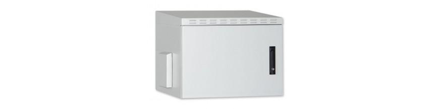 9U - P:600mm Coffret Mural 19 pouces Etanche IP55, 9U profondeur 600mm Safebox - IP55 Cobox Coffret Etanche IP55 9U 600X600mm L