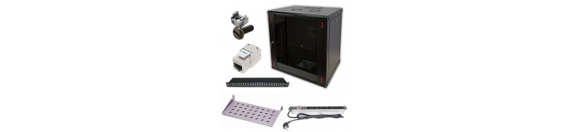Pack Réseau Informatique. Kit de réseau informatique. Pack complet pou