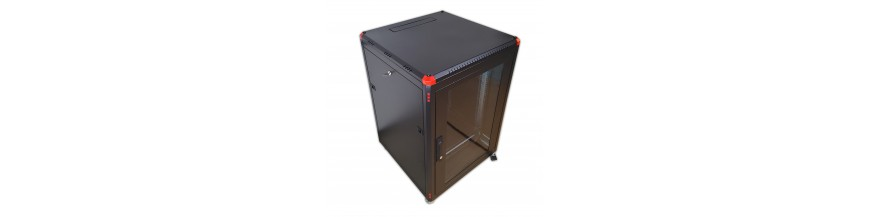 silence Eco 12U P:800mm Baie serveur insonorisée 12U, profondeur 800mm Baie Insonorisée Cobox Silence Eco 12U P : 800mm