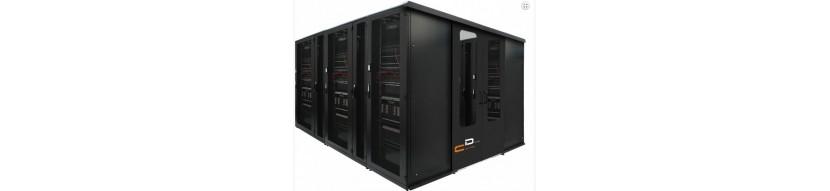Micro data cente baie serveur climatisée 26U 2000 watt