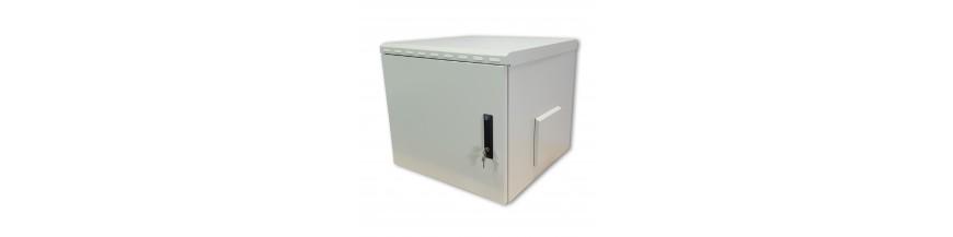 """Safebox - IP55 Coffret Mural 19 pouces, Etanche, IP55, Profondeurs : 150mm, 450mm, 600mm Coffrets Cobox Coffret mural 19"""" étanc"""