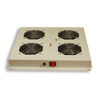 Kit de ventilation, 1 fan, On/Off pour coffret Lande Netbox